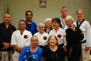 Gruppenfoto Blindenschule San Diego