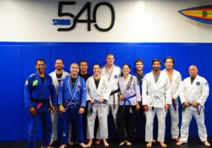 Gruppenfoto Studio 540