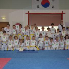 Eindrücke der 2. Taekwondo/Kickbox-Prüfung 2016