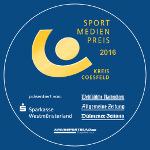 Nomierung für den Sportmedienpreis 2016
