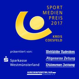 Sportmedienpreis 2017: Wieder nominiert!