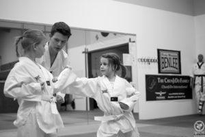 Taekwondo Bambinis