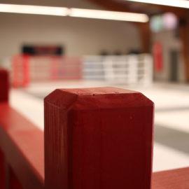 Die Presse war schon da: Neueröffnung und neuer Trainingsstandort