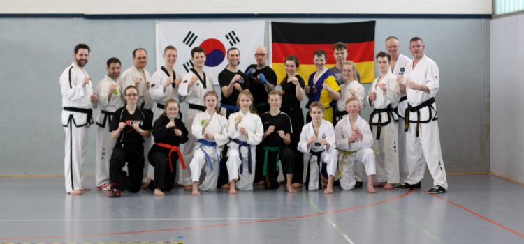 Bericht: 2. IBF Kadertraining 2019 in Laer