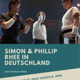Geschafft! Simon und Phillip Rhee kommen nach Deutschland!