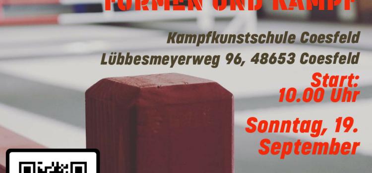 IBF Kadertraining 19.09.2021