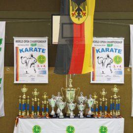 Neue Bilder: IBF-WM in Steinfurt, Tag 1